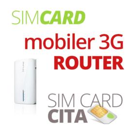 Mobiler 3G Router